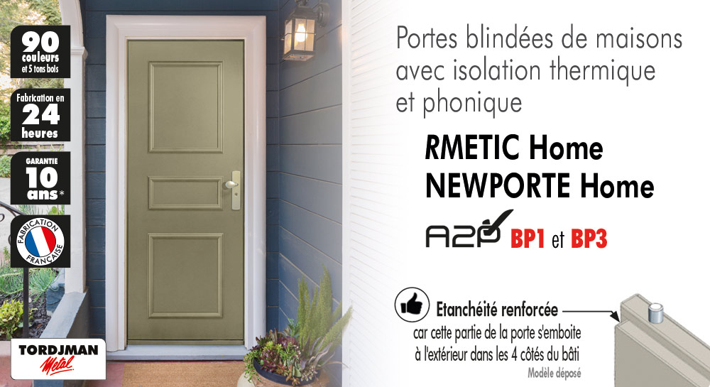RMETIC Home Tordjman Métal Paris
